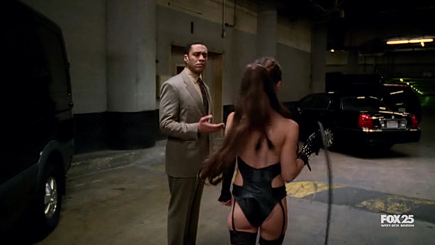 More Dollhouse News… Eliza Dushku Dressed as a Dominatrix!