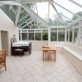 Conservatory, looking outwards